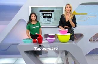 Hoje em Dia - Tupperware - Ação Integrada - 22.05.19