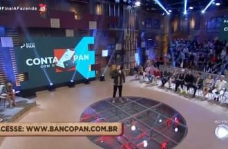 A Fazenda - Banco Pan - Ação Integrada - 13.12.19