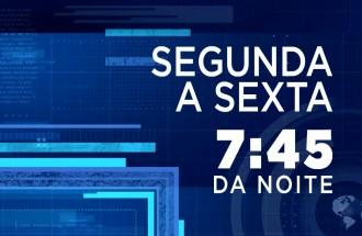 Vídeo Promocional - Jornal da Record - 02.12.19