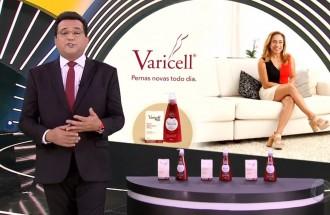Domingo Show - Varicell - Ação Integrada - 29.12.19