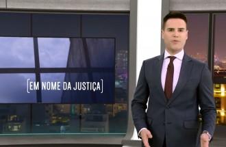 Vídeo Promocional - Em Nome da Justiça - 30.01.20 - 16s