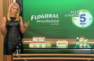 Hoje em Dia - Flogoral - Ação Comercial - 20.02.20