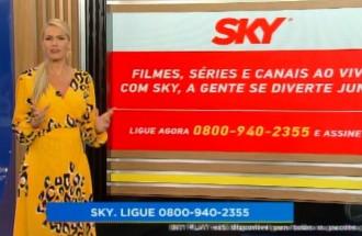 Hoje em Dia - Sky - Ação Comercial - 19.02.20