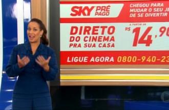 Hoje em Dia - Sky - Ação Comercial - 24.03.20