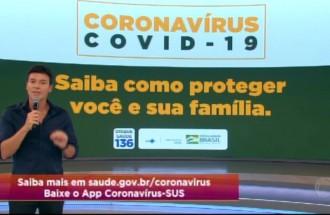 Hora do Faro - Ministério da Saúde - Ação Integrada - 29.03.20