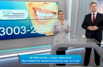 Balanço Geral - SP Implantes - Ação Comercial - 06.05.20