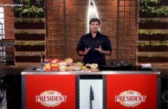 Top Chef Brasil - Président - Clipe de 30 - 02.10.20