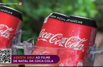 A Fazenda 12 - Coca-Cola - Ação Integrada - 17.12.20