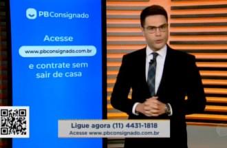 Cidade Alerta - Paraná Banco - Ação Comercial - 14.01.21