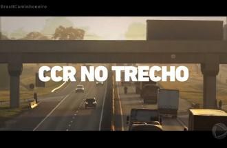 Brasil Caminhoneiro - CCR 2 - Vinheta de Passagem - 25.09.21