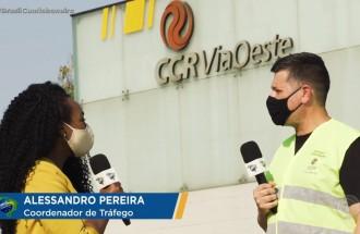 Brasil Caminhoneiro - CCR - Ação Integrada - 18.09.21