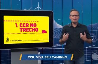 Brasil Caminhoneiro - CCR - Ação Integrada - 25.09.21