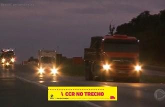 Brasil Caminhoneiro - CCR - Insert - 25.09.21