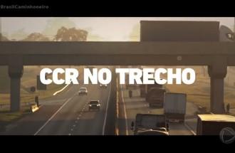 Brasil Caminhoneiro - CCR - Vinheta de Passagem - 18.09.21
