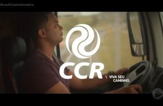 Brasil Caminhoneiro - CCR - Vinheta de Passagem - 25.09.21