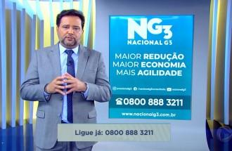 Balanço Geral Manhã - Nacional G3 - Ação Comercial - 12.10.21