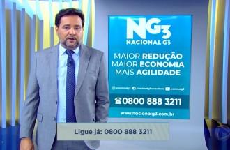 Balanço Geral Manhã - Nacional G3 - Ação Comercial - 13.10.21