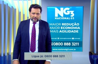 Balanço Geral Manhã - Nacional G3 - Ação Comercial - 18.10.21