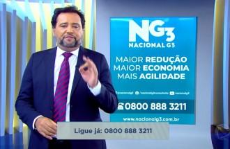 Balanço Geral Manhã - Nacional G3 - Ação Comercial - 19.10.21