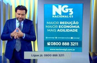 Balanço Geral Manhã - Nacional G3 - Ação Comercial - 20.10.21