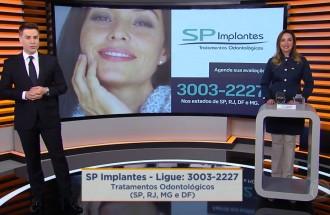 Cidade Alerta - SP Implantes - Ação Integrada - 25.10.21